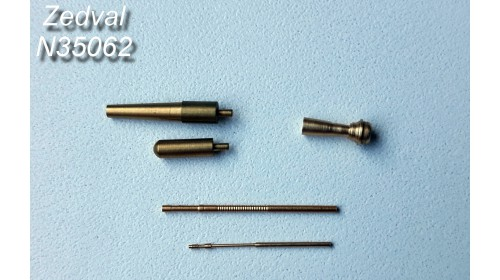 ZEDVAL_N35062 Set of parts for the T-26 mod 1932
