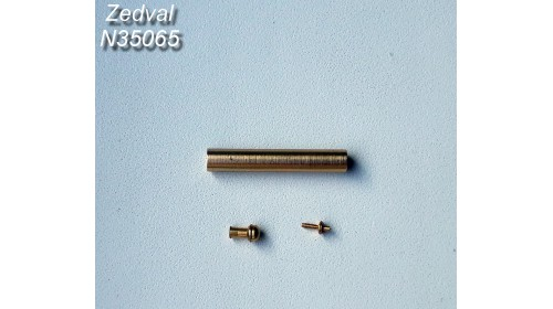 ZEDVAL_N35065 Set of parts for the SU-122
