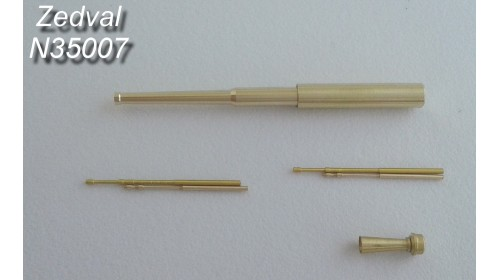 ZEDVAL_N35007 Set of parts for the T-26 mod 1939