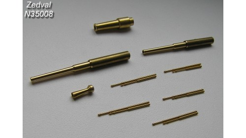 ZEDVAL_N35008 Set of parts for the T-35