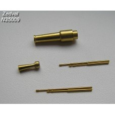ZEDVAL_N35009 Set of parts for the T-26A