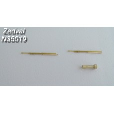 ZEDVAL_N35019 Set of parts for the T-26 mod 1931