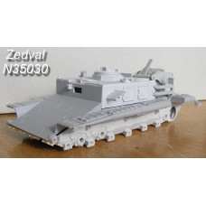 ZEDVAL_N35030 Armored vehicle mine clearance BMR-3