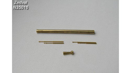 ZEDVAL_N35016 Set of parts for the KV-1 mod 1941-1942