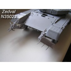 ZEDVAL_N35022 Knife mine sweeper KMT-8