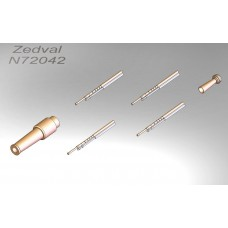 ZEDVAL_N72042 Set of parts for the T-28