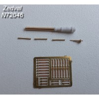 ZEDVAL_N72046 Set of parts for BMD-1