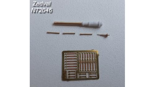ZEDVAL_N72046 Set of parts for BMD-1