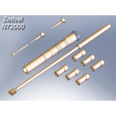 ZEDVAL_N72000 Set of parts for BMP-2