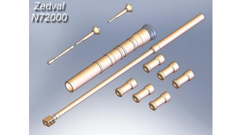 ZEDVAL_N72000 Set of parts for BMP-2