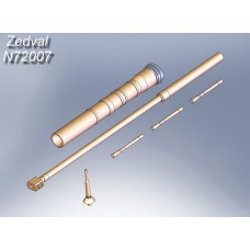 ZEDVAL_N72007 Set of parts for BMD-2
