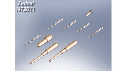 ZEDVAL_N72011 Set of parts for T-35