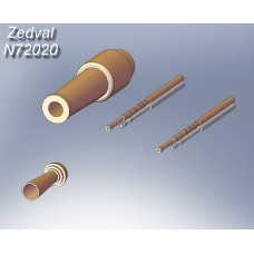 ZEDVAL_N72020 Set of parts for T-26A