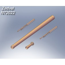 ZEDVAL_N72022 Set of parts for KV-1
