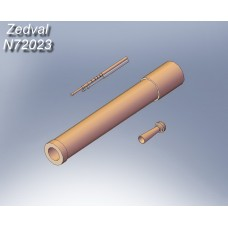 ZEDVAL_N72023 Set of parts for KV-2