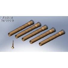 ZEDVAL_N72029 Set of parts for ATGM 9P148