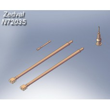 ZEDVAL_N72035 Set of parts for BMPT