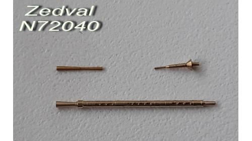 ZEDVAL_N72040 Set of parts for BTR-70
