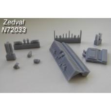 ZEDVAL_N72033 Panzer dozer snowplow TBS-86